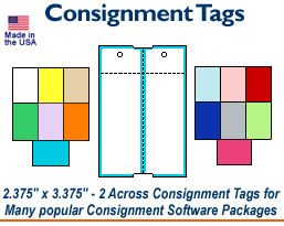 Consignment Tags