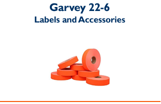 Garvey 22-6 - Labels
