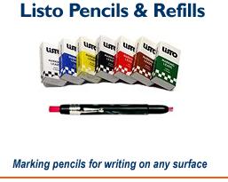 Listo Pencils & Refills