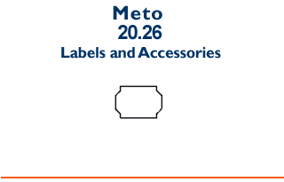 Meto 20.26 - Labels