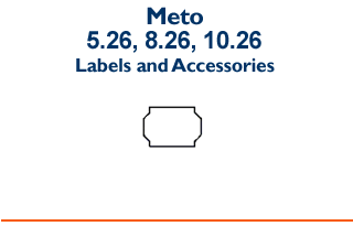 Meto 5.26 / 8.26 / 10.26 - Labels