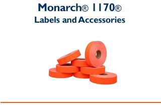 Monarch® 1170® Compatible Labels*