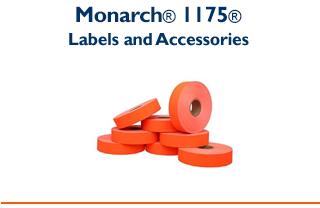 Monarch® 1175® Compatible Labels