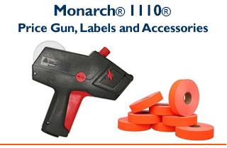 Monarch® 1110® - 1 Line Price Gun & Compatible Labels*