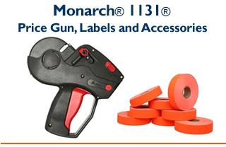 Monarch® 1131® - 1 Line Price Gun & Compatible Labels*