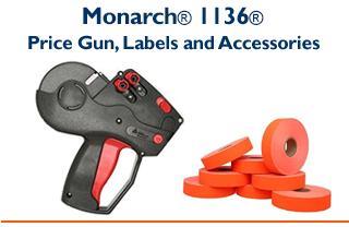 Monarch® 1136® - 2 Line Price Gun & Compatible Labels*