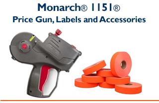 Monarch® 1151® - 1 Line Price Gun & Compatible Labels*