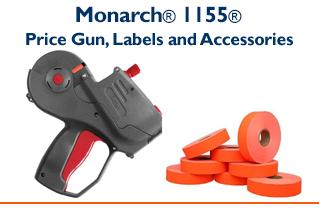 Monarch® 1155® -  2 Line Price Gun and Compatible Labels*