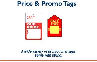Price & Promo Tags
