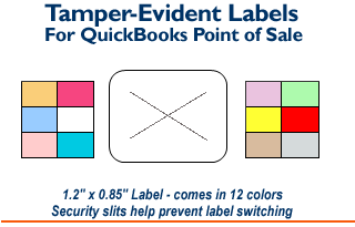 Tamper-Proof Labels
