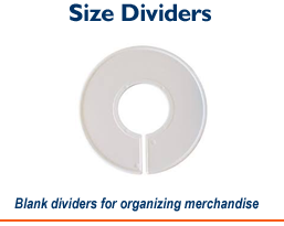 Size Dividers