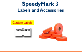 SpeedyMark 3 - Single Line Compatible Labels