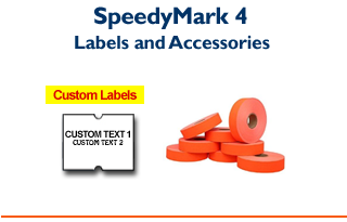 SpeedyMark 4 - Two Line Compatible Labels