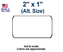 "2""x1"" Labels (Alt) - Case"