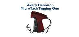 Avery Dennison Microtach Tagging Gun