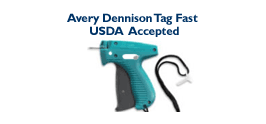 Avery Dennison USDA Accepted Tagging Tool