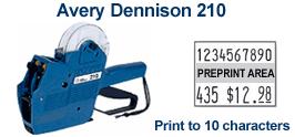 Avery Dennison 210/Sato PB2-230 Price Marking Gun