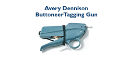 Avery Dennison Mark II Buttoneer Tool