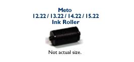Meto 12.22 / 13.22 / 14.22 / 15.22 Compatible Ink Roller