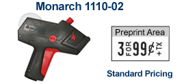 Monarch 1110 Price Marking Gun