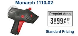 Monarch® 1110® Price Marking Gun