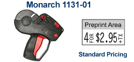 Monarch 1131-01 Price Marking Gun