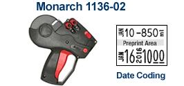 Monarch 1136-02 Price Marking Gun