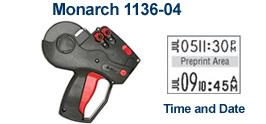 Monarch 1136-04 Price Marking Gun