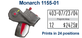 Monarch 1155 Price Marking Gun