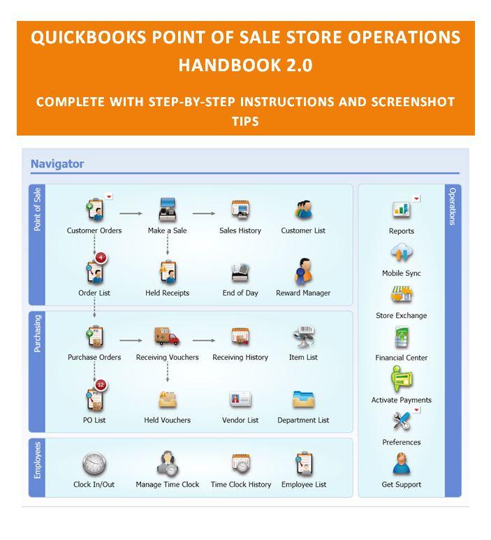 QuickBooks POS Store Operations Handbook