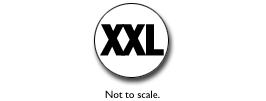 Size Sticker - XXL