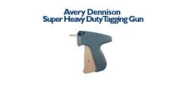 Avery Dennison Super Heavy Duty Tagging Gun